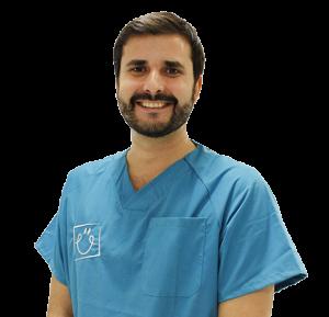 Doctor Dentista de Implantes Dentales José Luis Calero de Clínica Silos Bormujos